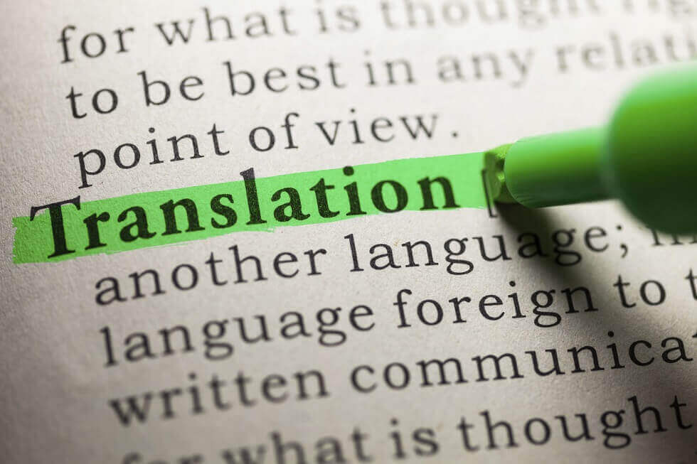 translating documents