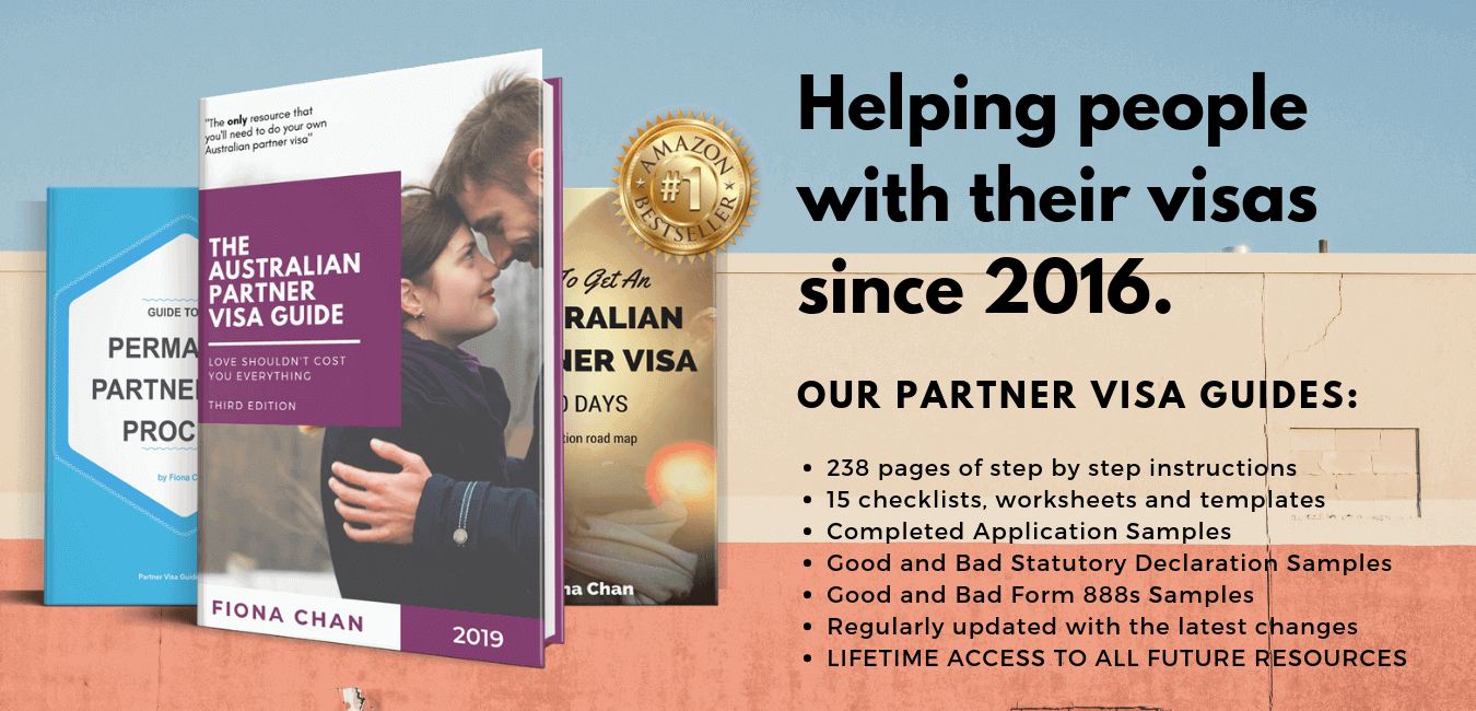 Australian partner visa guides download 2019